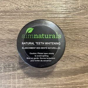 Aimnaturals Charcoal Teeth Whitening